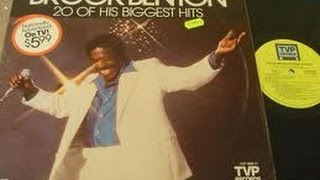 The Incomparable Brook Benton  1976 -The Same One   /TVP RECORDS
