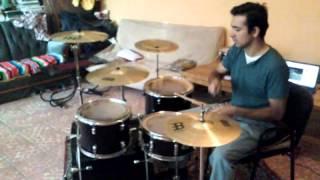 SUERTE-Paty Cantu,cover bateria