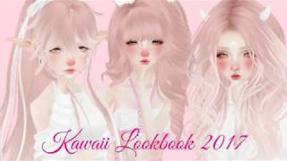 ☾ Kawaii Lookbook / Outfits 2017 ☽ | IMVU