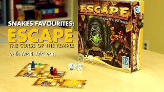 Snakes Favourites: Escape - The Curse of the Temple
