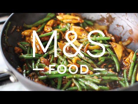 Chris' sticky hoisin chicken | M&S FOOD