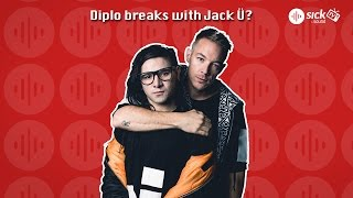 Diplo breaks with Jack U? - News of the Week 18