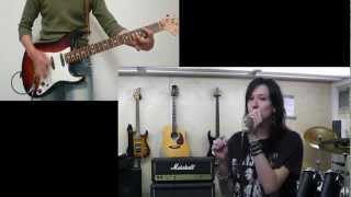 Guns N' Roses - Mr. Brownstone, cover!