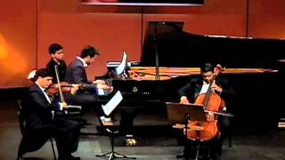 Trio Atlântica - Villa-Lobos Trio N.1 (1º Mov)