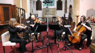 Wild Horses : Rolling Stones : Capriccio Quartet Cover arranged by Helen Marple-Horvat