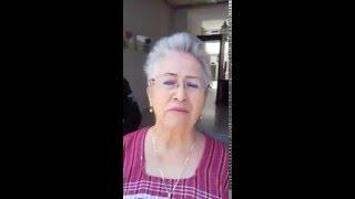 Mensaje al Profr. Rubén Moreira Valdez de la Mtra. Dora Alicia Valero Gómez