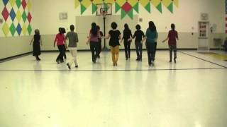 Bailando - Line Dance - Choreographed by Peter Ng.mp4