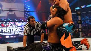 WWE Superstars: Matt Hardy vs. Carlito