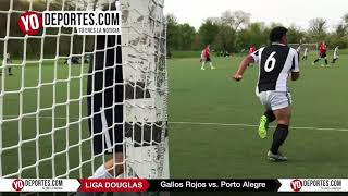 No Fue Gol: Porto Alegre vs. Gallos Rojos Liga Douglas