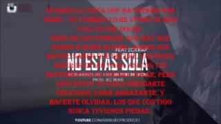 NO ESTAS SOLA- Birdey chico sentimental (prod. jec beats) feat.  Zckrap