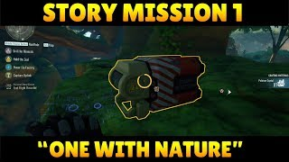 Story mission 1 - One with Nature - The Cycle Early Access