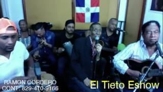 BACHATA / RAMON CORDERO -  LAS NIEVES DE ENERO EN EL TIETO ESHOW