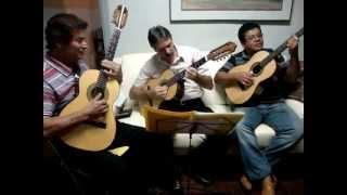 """DINO GOMES,LUIZ SERGIO E CELSO-""""OI PAIXÃO"""""""
