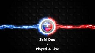 Safri Duo - Played A Live [Nightcore]