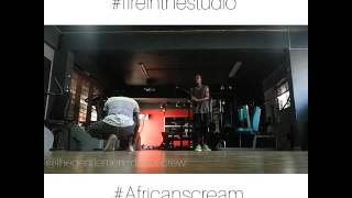 African Scream -Dj Todorado Dance by @thegentlemen_dancecrew