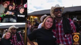 Upchurch The Redneck,Shotgun Shane,Reginald Wrangler at Muddy Creek Saloon in Heath,OH PHOTOS
