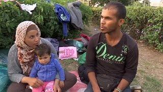 Refugiados desiludidos com a Europa pagam a traficantes para regressar à Síria
