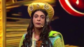 Sunil Grover as Kastani for Bajirao Ranveer Singh   Radio Mirchi width=