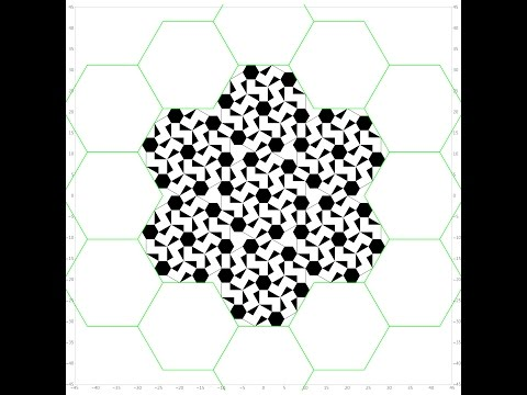 伊斯蘭的幾何拼貼 03B - YouTube
