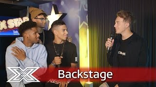 The X Factor Backstage with TalkTalk | 5 After Midnight talk to Roman Kemp!