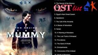 The Mummy OST List