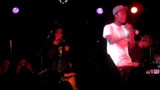 Wiz Khalifa & Curren$y -  Car Service (Live NYC)