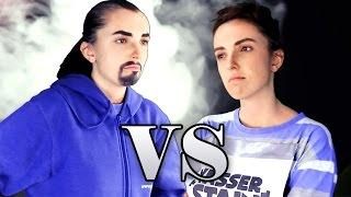 Kovalska kao ... Yasserstain VS BraDule (premijerni klip za BTF)