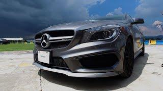 Prueba de Manejo Mercedez Benz - AMG