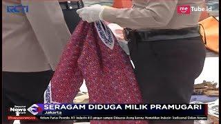 Inilah Barang-barang Milik Korban Lion Air JT 610, Seragam Pramugari Ditemukan - SIM 31/10