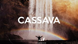 "WIZKID X MR EAZI AFROBEAT INSTRUMENTAL "" CASSAVA ""   2018"