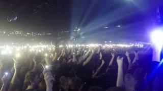Louna - Родина (Москва, Stadium 25/03/17)