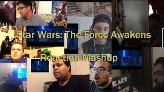 Star Wars VII: The Force Awakens - Instagram Teaser Trailer  REACTION MASHUP