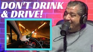 Joey Diaz Explains Why You'll Never See Him Drinking and Driving