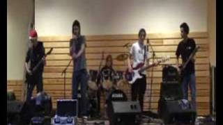 Smoke on the Water cover - Warm up