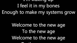 Imagine Dragons - Radioactive Lyrics