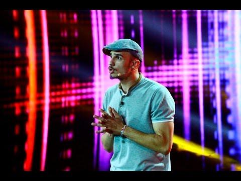 """Marea finală """"iUmor""""! Bogdan Zloteanu, număr slab de Stand Up Comedy!!"""