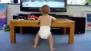 Funniest Home Videos - Baby Puts A Ring On It -  FHV