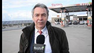 Station Relais Bouregreg : 25 millions de DH pour le nouveau flagship de Total