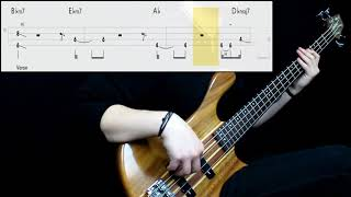 Royal Pirates - Drawing The Line (Bass Only) (Play Along Tabs In Video)