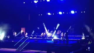 Los Rieleros Del Norte en Ontario Citizen Bank Arena 🎤