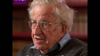 """The most remarkable thing about the last election was Bernie Sanders"" - Noam Chomsky"