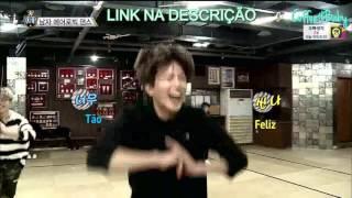 [LEGENDADO PT-BR] B.A.P - Dança Aeróbica | ISAC 2017