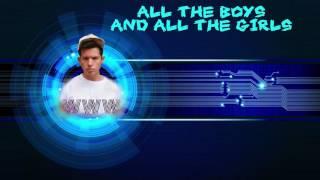 Simon Curtis~ Neon Lights (Lyrics) [FullHD]