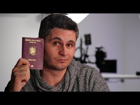 Cum să îți faci pașaport și viza de SUA
