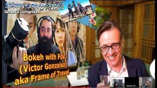 Simonの茶の間 Bokeh With Fox (Victor Gonzalez)