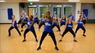 "Go Long Fitness - ""Flo Rida - Low"" Choreography"