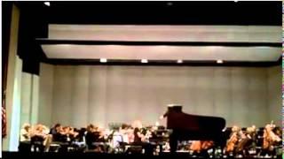 Valentina Lisitsa Playing Rachmaninoff, Piano Concerto No.3