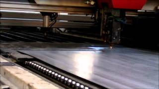 Laser One Full Production