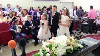 Timea Melina Si Natanael (frații miresei)  la nunta Andrei & Eliza 14/6/15