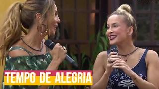 Claudia Leitte e Ivete Sangalo - Tempo de Alegria (Casa de Verão TVZ)